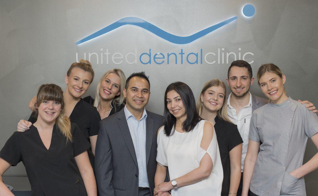 United Dental Team Thank you